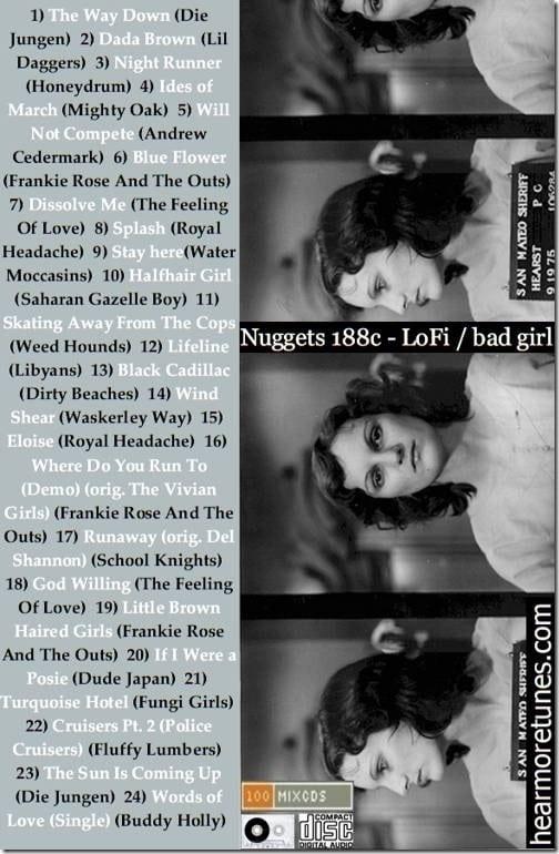 Nuggets 188c - LoFi bad girl