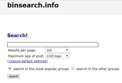 binsearch
