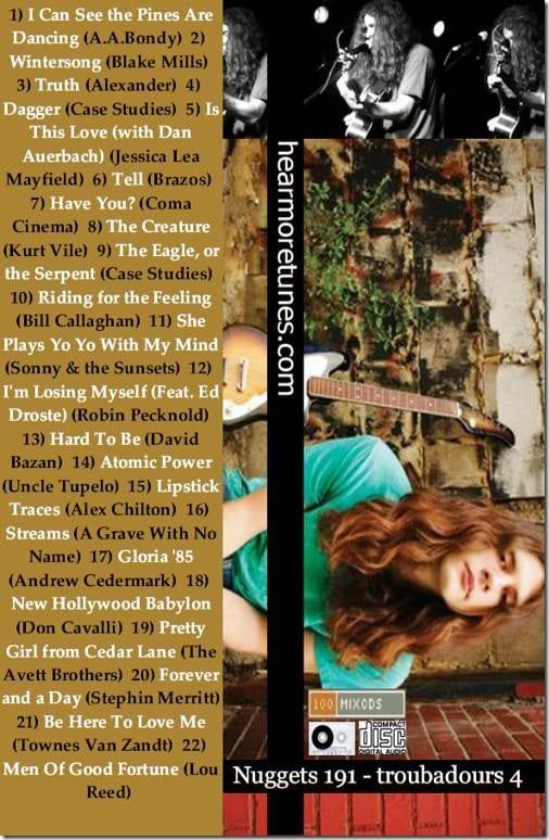 Nuggets 191 - troubadours 4