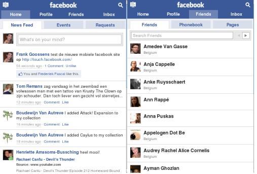 touch.facebook.com