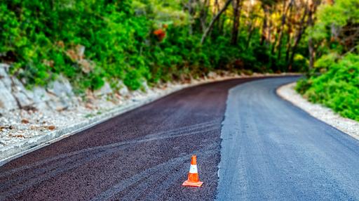 road paving process - limitless golden construction