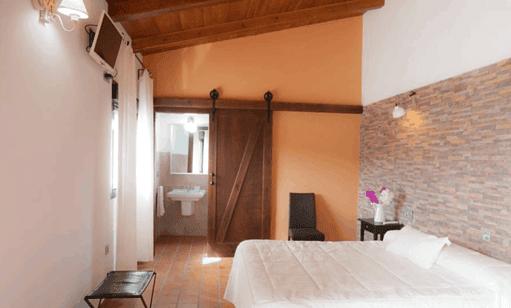 Habitación Manzanilla en Finca Las Dehesillas en Badajoz