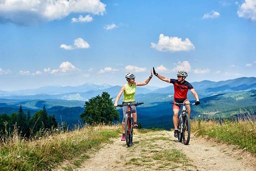 El turismo de montaña mejora la salud y el bienestar
