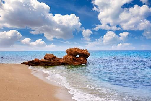 Mojácar es un lugar ideal para viajar en España con pareja