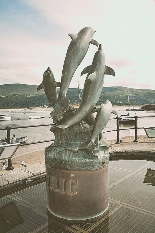 Cardigan Bay, Wales