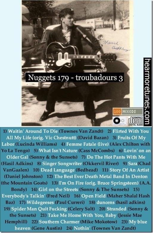Nuggets 179 - troubadours 3 web