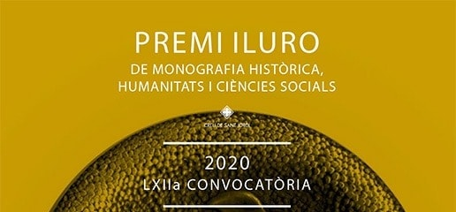 CONVOCATORIA PREMI ILURO 2020
