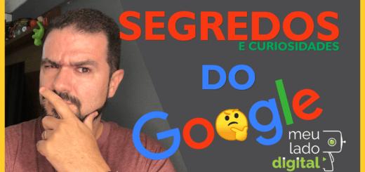 Segredos e Curiosidades do Google (Easter Eggs, Google Doodles, Segredos, Curiosidades, Dicas e Jogos)