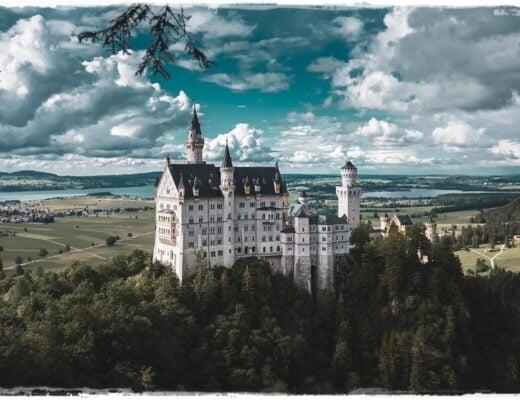 Schloss Neuschwanstein - Geheime Instagram Foto Spots in Schwangau