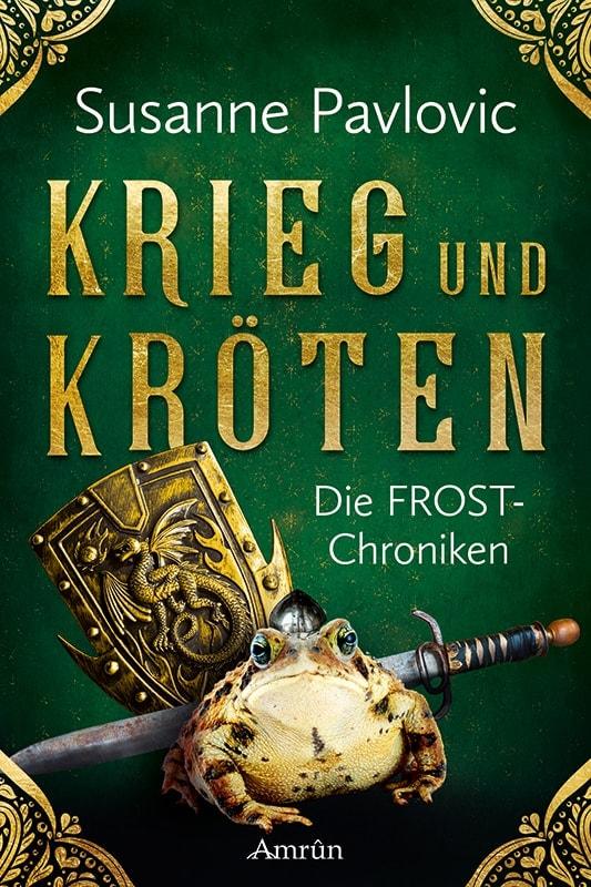 Die FROST-Chroniken 1: Krieg und Kröten 3