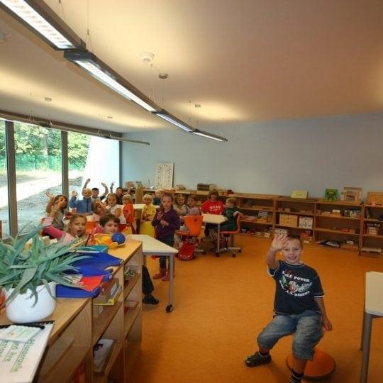 Montessori Schule