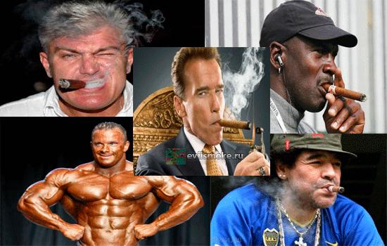 Фото - Коллаж известных спортсменов
