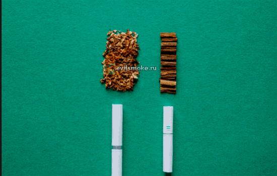 Фото - Выпотрошенные сигареты