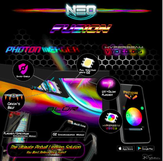 Neo Fusion Pin Stadium