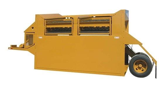 Scalper 107D Compost Screening Plant