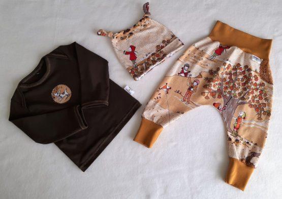 Baby-Outfit Herbstlook
