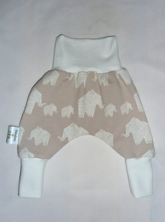 Pumphose Elefant