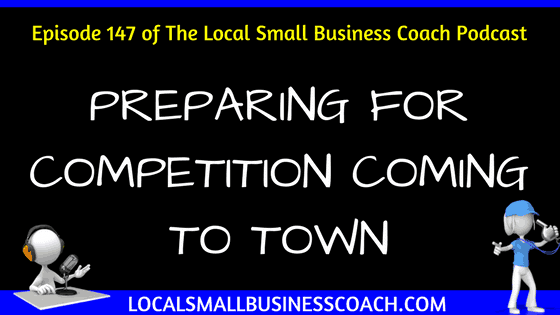 Preparing for Competition Coming to Town