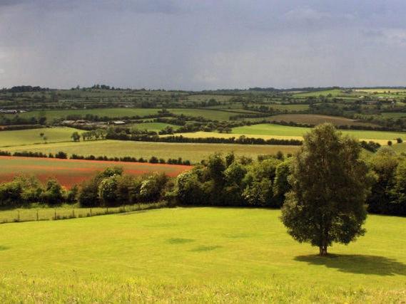 Photography portfolios Photograph of Newgrange in County Meath