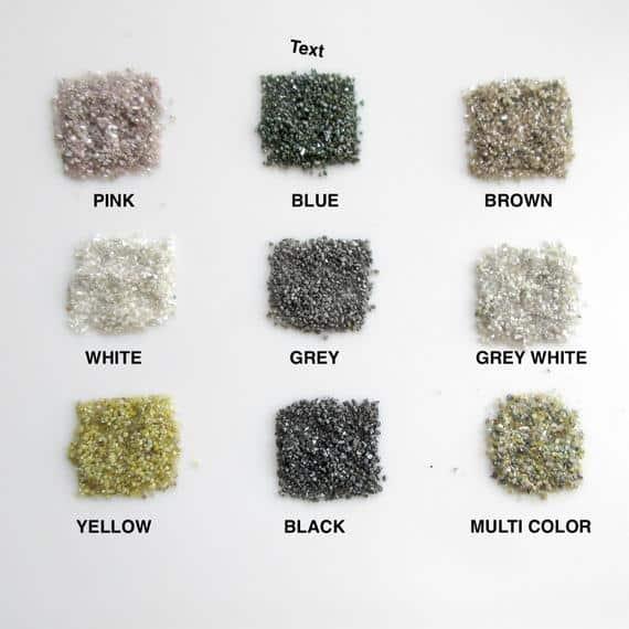 diamond dust colors