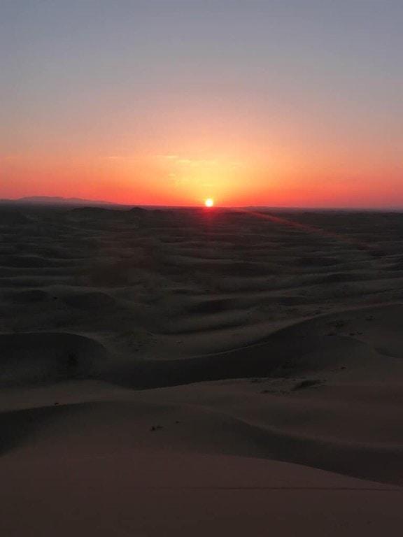 Gobi Desert Sunsets