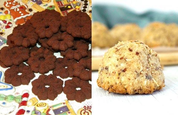 Vegan Coconut Flour Cookie Recipes