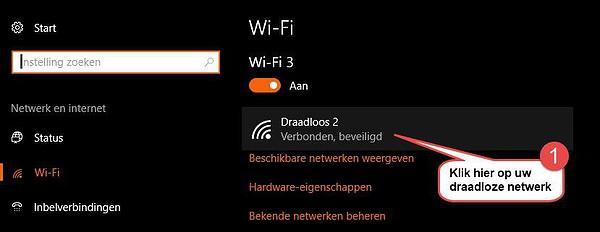 Automatische updaten in Windows 10 uitzetten