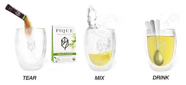 How to Use Pique Tea