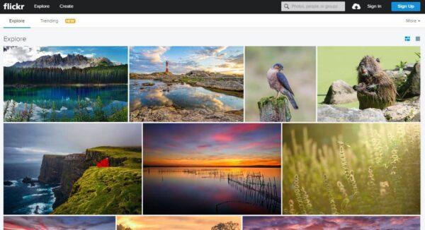 siti di foto sharing