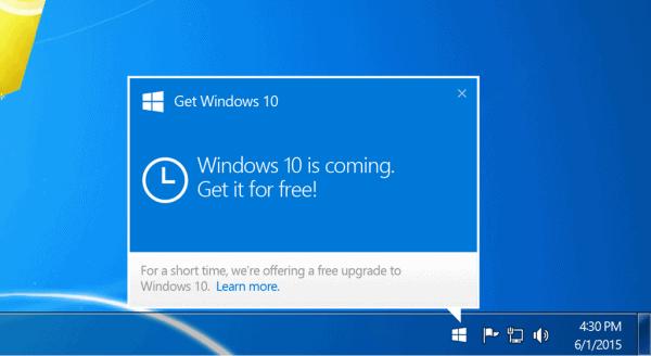 Veel mensen besloten om Windows 10 te installeren na het zien van deze melding. Windows 10 downloaden gaat snel, het activatie-proces kan echter voor problemen zorgen.