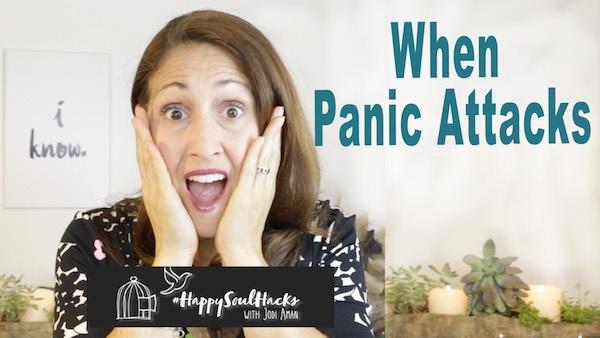 parenting through panic