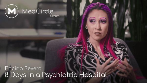 Encina Severa: 8 Days in a Psych Ward