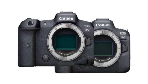 canon eos r5 canon eos r6