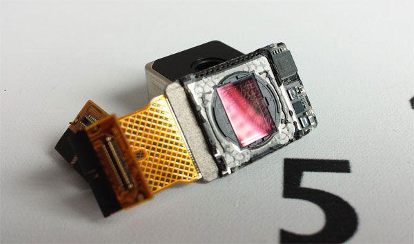 Il sensore del Lumia 1020