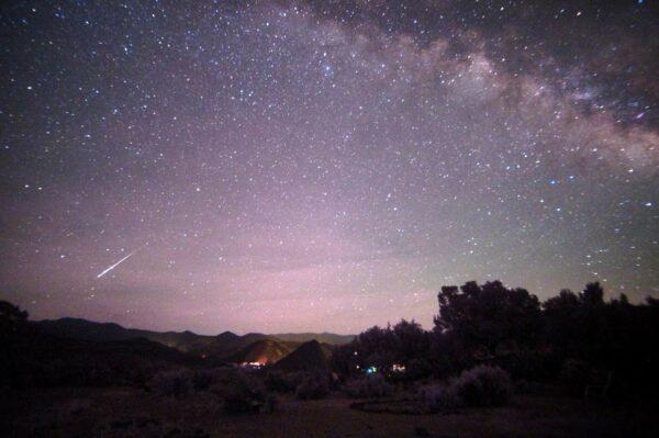 Impostare la fotocamera per la fotografia astronomica