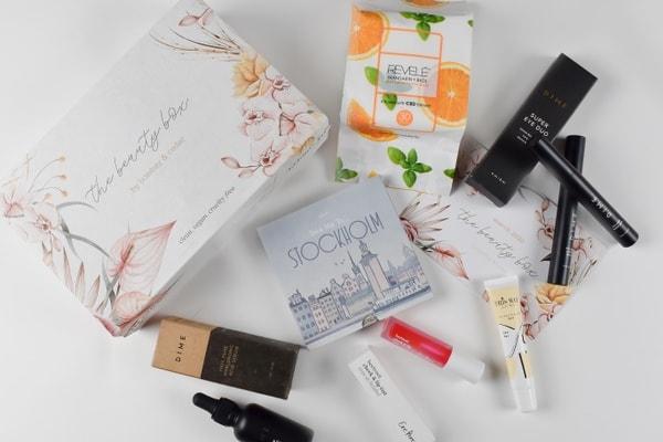 Beauty Box by Bombay & Cedar