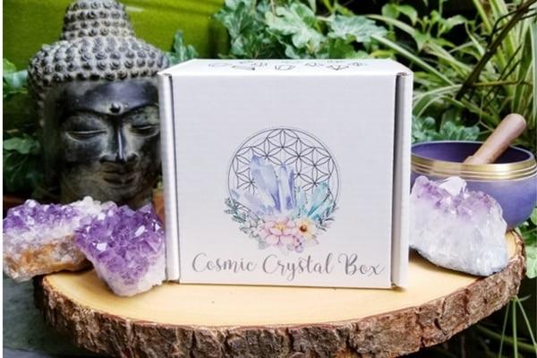 Cosmic Crystal Box