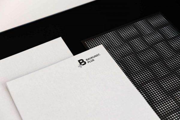 Baukunst-Plus Geschäftsausstattung
