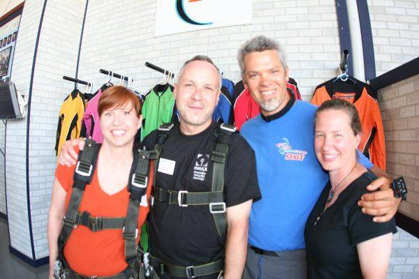 Dave K Skydiving