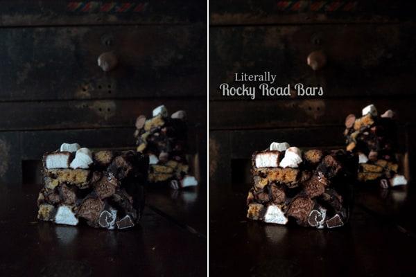Rocky Road Bars