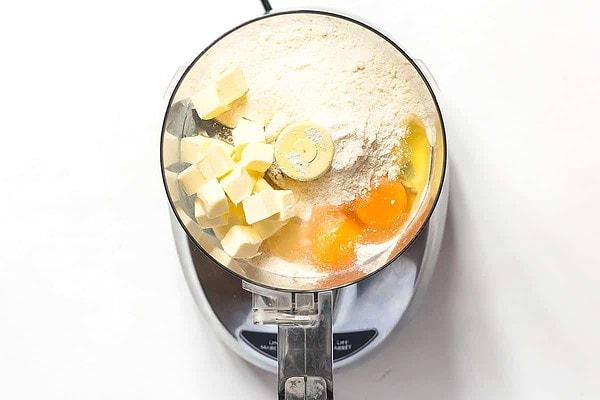 Coconut Flour Pie Crust Ingredients