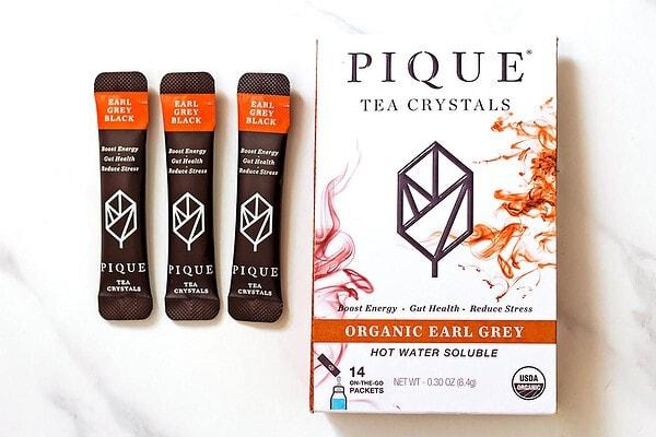 Earl Grey Pique Tea