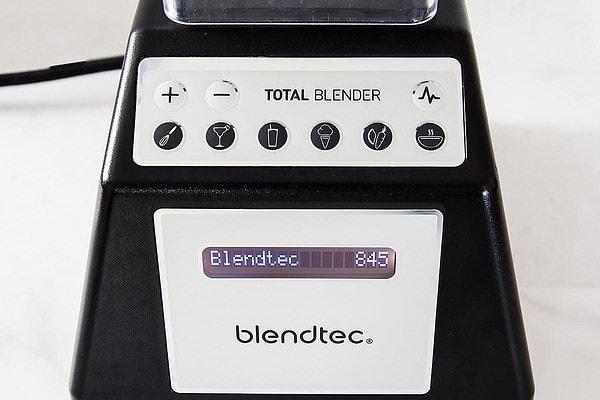 Blendtec Blender LED Display