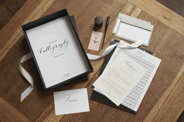 London Calligraphy Luxury Calligraphy Set: For Beginners