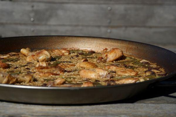 Paella Recipes Valenciana