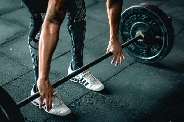 Schuhe Fitnessstudio