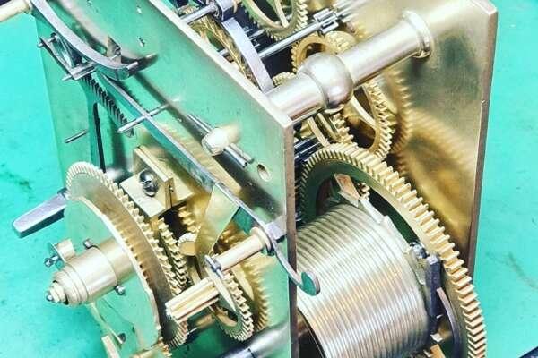 Carriage clock repairs