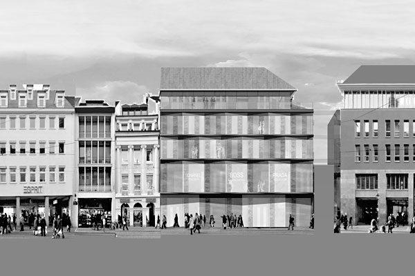 Fassade, Freiburg