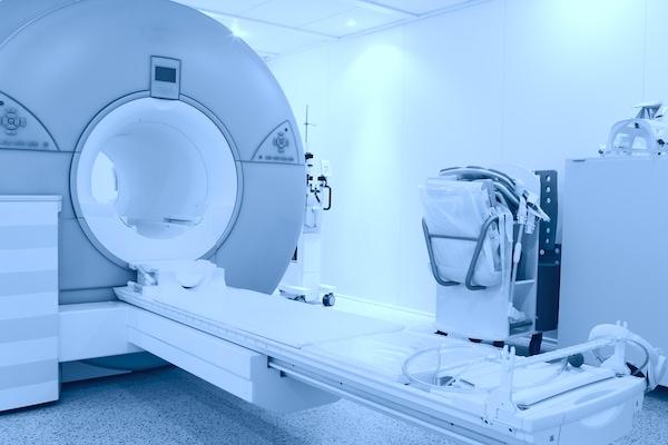Máquina de resonancia magnética