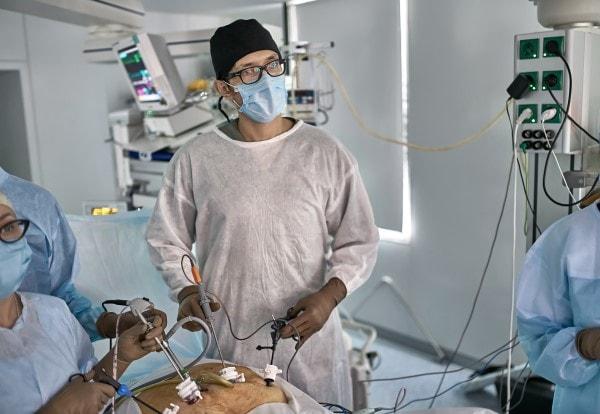 Lentes de Precisión Quirúrgica